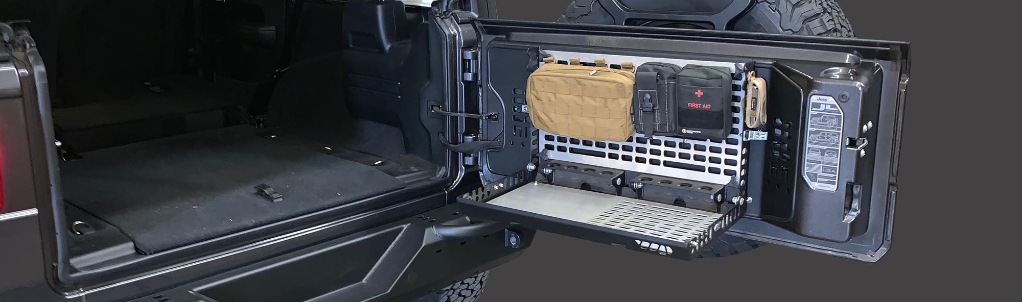 Interior Storage + Protection