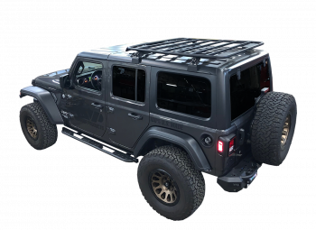 Jeep JLU Platform Roof Rack