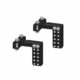 Universal Platform Awning Bracket (Set of 2)