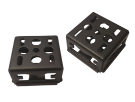 Warrior MOD Rack Awning Mounts / Multi-Mounts (Pair)