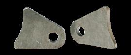 Universal Shock Tab - Radius Triangular Style