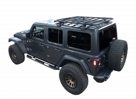 Jeep JLU Platform Roof Rack