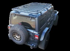 Jeep JLU Full Length Platform Roof Rack