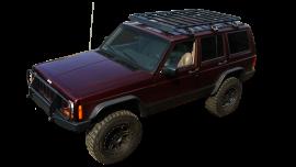 Jeep Cherokee XJ Platform Roof Rack