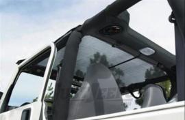 Jeep Wrangler JK Breezer Top (2 Door)