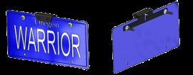 Universal License Plate Bracket