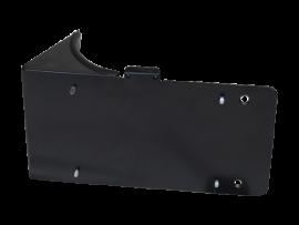 Jeep JK / JKU Side Mount License Plate Mount for WP LED Corners