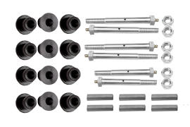 Jeep CJ7 Greaseable Bolt & Bushing Kit for Warrior Shackle Reverse System SR 180-2