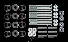 Replacement Bushing & Bolt Kit for Warrior SR 180-6