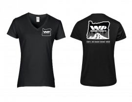 Warrior Products V-Neck T-Shirt (L)