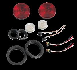 Universal Tail Light & Reverse Light Kit LED