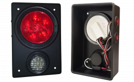 "Universal Tail Light Box (9""x6"")"