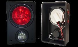 "Universal Tail Light Box (9""x6"")"