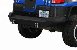 Toyota FJ Cruiser Rear Bumper w/ D-Rings