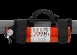 Universal Hand Grip & Fire Extinguisher Mount Combo Kit