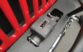 Universal Winch Solenoid Cover
