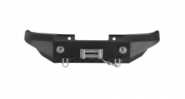Toyota Tacoma Front Winch Bumper w/ D-Ring Mounts