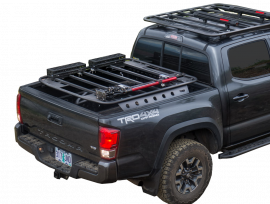 Toyota Tacoma Platform Bed Rack