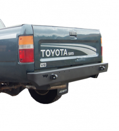 Toyota Pick Up Rear Plate Bumper