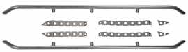 Jeep JK Renegade Rails DIY Kit w/ Steps
