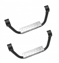 "3"" Drop Step for Warrior 3"" Nerf Bars (Pair)"