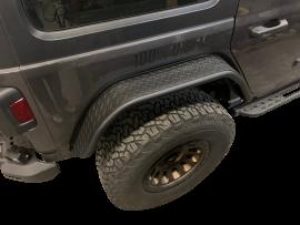 Jeep JL / JLU Rear Tube Fender Flares