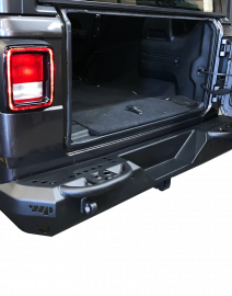 Jeep JL / JLU MOD Series Rear Bumper with Steps