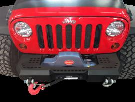Jeep JK / JKU MOD Series Front Stubby Bumper