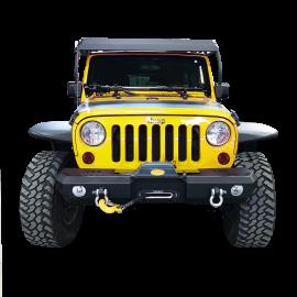 Jeep JK / JKU MOD Series Front Mid-Width Bumper