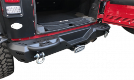 Jeep JK / JKU MOD Series Rear Bumper with Steps