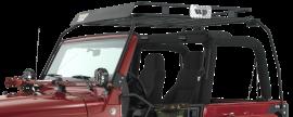 Jeep CJ/YJ Safari Roof Rack