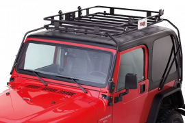 Jeep Wrangler JK Safari Sport Rack (2 Dr.)