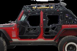 Jeep JKU Renegade Roof Rack System (4 Door)