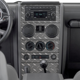 Jeep JK Dash Overlay (Power Windows)