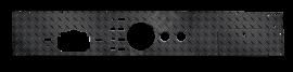 Jeep CJ5/CJ7/CJ8 Dashboard w/ Instrument Cutouts