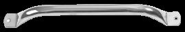 "Universal Grab Handle - 15-5/8"" Long (Silver Zinc)"