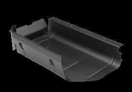 Jeep YJ Gas Tank Skid Plate (15/20Gal)