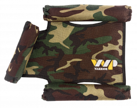 JEEP JLU / JKU REAR CAMO PADDING KIT FOR WARRIOR TUBE DOORS