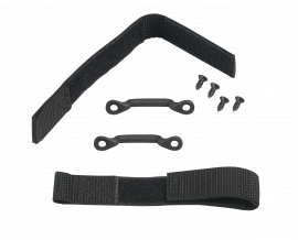 Jeep JK/JKU Front Door Limit Straps for Warrior Tube Doors