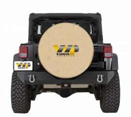 "Tan WP Spare Tire Cover (31"" Tire)"