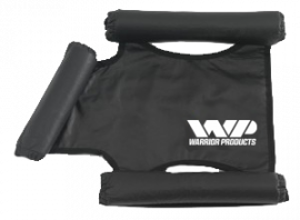 Jeep CJ5 Black Padding Kit for Warrior Tube Doors
