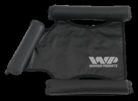 Jeep XJ Black Padding Kit for Warrior Tube Doors (2 Door)