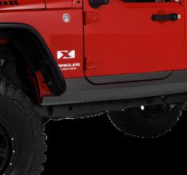 Jeep JK Under Door Sideplates (2 Door)