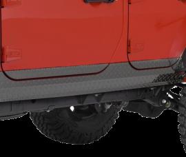 Jeep JKU Sideplates (4 Door)