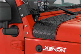 Jeep JK/JKU Outer Cowl Cover
