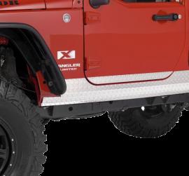 Jeep JK Rubicon Sideplates (2 Door)