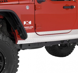 Jeep JK Sideplates - Rubicon Only (2 Door)