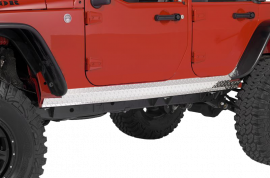 Jeep JKU Rubicon Sideplates (4 Door)