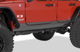 Jeep JKU Sideplates - Rubicon Only (4 Door)