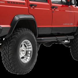 Jeep XJ Sideplates (4 Door)